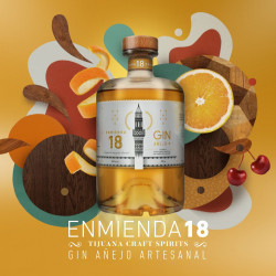 Ginebra Añejo 750ml
